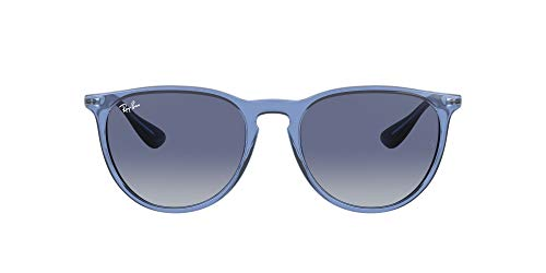 Ray-Ban 0RB4171 Gafas, Transparent Blue, 54 Unisex