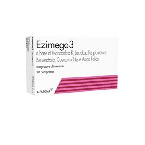 EZIMEGA3 20 COMPRIMIDOS