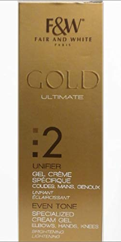 Fair And White Gold Ultimate Specialized Cream Gel Even Tone 30 ml