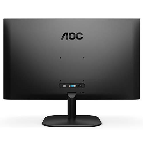 "AOC 24B2XH 23.8"" 1920x1080 75 Hz Monitor"
