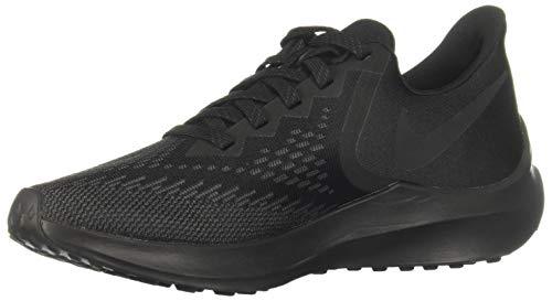 Nike Women's Trail Running Shoes, Black Black Black Anthracite 4, 3.5 UK