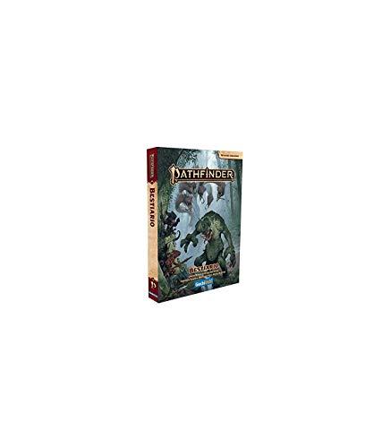 Giochi Uniti - Pathfinder Seconda Edizione Bestiario 1 Gioco Compendio, Colore Illustrato, GU3609