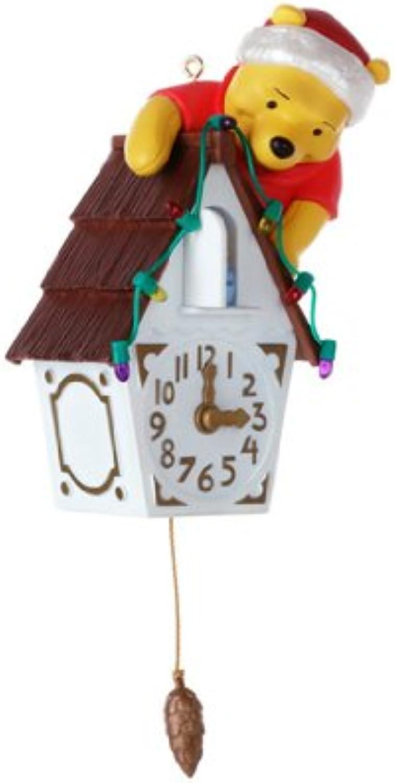 Hallmark 2012 Keepsake Ornaments QXD1031 Poohkoo Clock  Winnie The Pooh