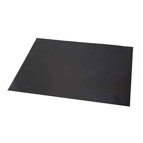 BBQ Grill Mat Non Stick, Easy to Clean and Reusable, Gas Charcoal Electric Griling Accessories, Best for Outdoor Barbecue Baking and Oven Liner, 15.7x13-Inch