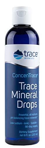 Trace Minerals Research Spuren von Mineraltröpfchen 237ml Grün
