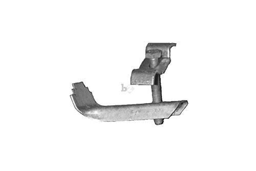 GI-RO Gitterrostklemme für Masche 30/30mm