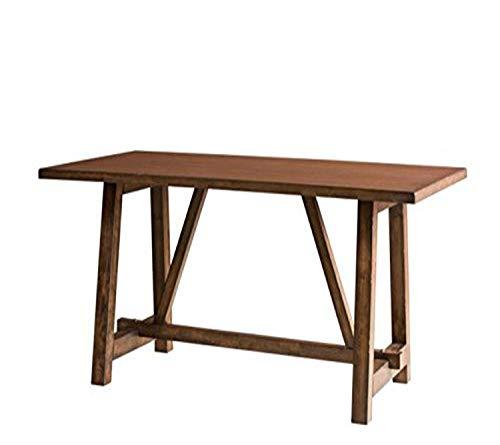 Intercon Lindsay 40' x 72' Rectangular Dining Table, Walnut Finish