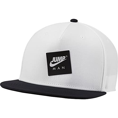 Nike Gorra con visera Jordan Jump Man DC3681 100 Uni