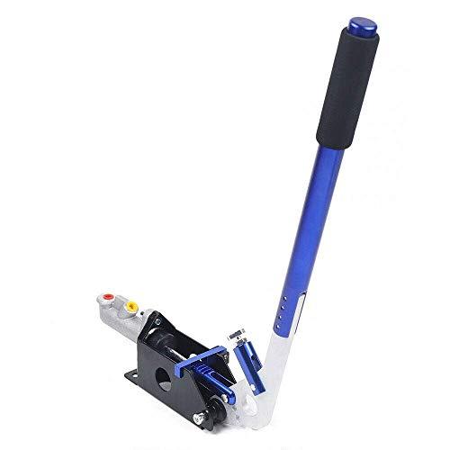 Freno a mano idraulico universale Fly Off Rallye Drift orizzontale verticale per giochi da corsa Logitech (blu)