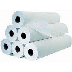 Rollo de papel camilla 65 metros doble capa. Pack 6 Unidades