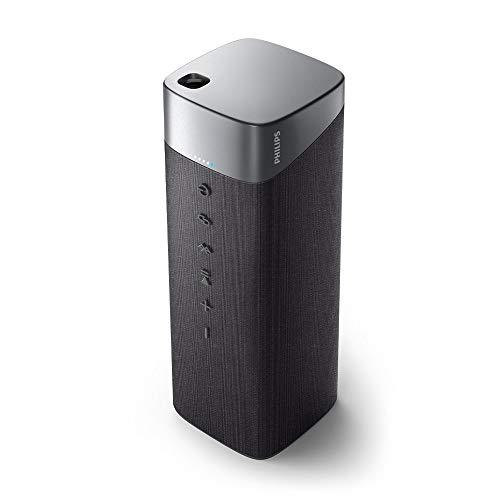 Philips Altavoz Inalámbrico Bluetooth S5505/00 con Micrófono (Altavoz de Rango Completo de...