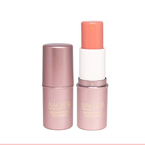 erthome Blusher Stick Matte Nude Makeup Repair Blush Rouge Beauty Products Dezent-matter Blush für...