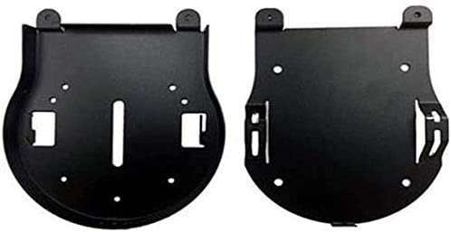 Universal Small Ceiling Mount Bracket for PTZ Cameras, Black