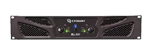 Crown XLi800 Two-channel, 300-Watt at 4Ω Power Amplifier