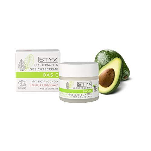 STYX - Kräutergarten Gesichtscreme mit Bio Avocado - 50 ml