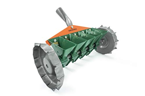 Learn More About Varomorus Metal Precision Manual Seeder for Vegetables Greens Onion Radish Beets (5...