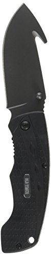 Old Timer 2148OT Gut Hook Copperhead 7.8in High Carbon Stainless Steel Folding Knife with 3.4in Drop...