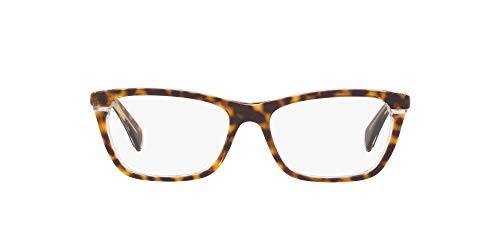 Ralph Lauren RALPH BY 0RA7091 Monturas de gafas, Top Havana/Transparente, 53 para Mujer