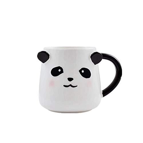 Mok liefde, 360 ml, creatief, voor oren, dieren, keramiek, comic-mok, geluksbrenger, ratte, melk, schattig, spreuk, mok voor ontbijt, koffie, boutique