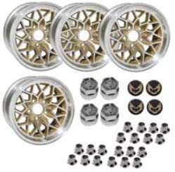 YearOne Outlet sale feature Genuine Wheels GSF179KG 17x9 Snowflake Wheel