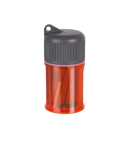 Lifesystems Unisex's Stormproof (25 Matches) Fire Lighter, Red, One Size
