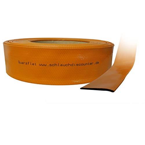 Quarzflex® Flachschlauch Bauschlauch 32 mm (1 1/4