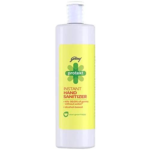 Godrej Protekt Germ Protection Hand Sanitizer, 500ml