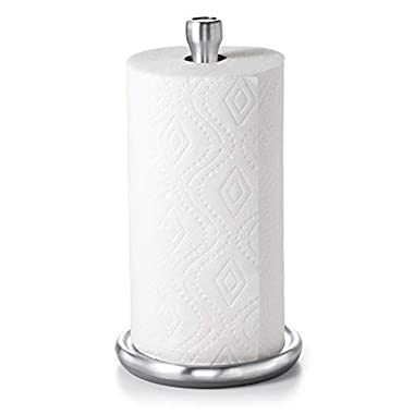 OXO 13245000 Good Grips Steady Paper Towel Holder,Gray