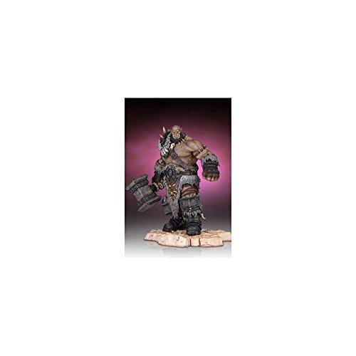Warcraft Movie Ogrim Statue by Warcraft