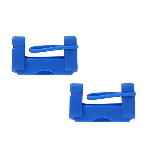 TFWYYJ 2 unids Universal Seguridad Cinturón de Seguridad Cubierta de cinturón de automóvil extensora de cinturón Ligero extensión de Color de extensión de cinturón de cinturón de cinturón de cinturón