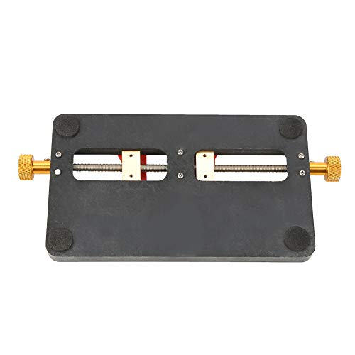 Plantilla de placa base de teléfono Herramienta de sujeción de PCB 15 x 9 x 1,2 cm Soporte de fijación de PCB Soporte de placa de circuito de accesorio de PCB para sujetar placas de