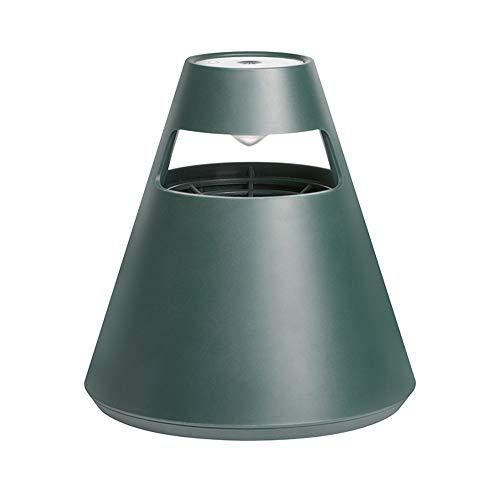 Paquete De 2 Lámparas USB para Matar Mosquitos para El Hogar, Luz UV para Matar Insectos, Repelente De Mosquitos Fotocatalizador Silencioso Sin Radiación, para Cocina Interior Y Exterior,Verde