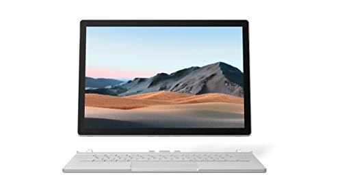Microsoft Surface Book 3 (TLV-00001) | 15in (3240 x 2160) Touch-Screen | Intel Core i7 Processor | 32GB RAM | 1TB SSD Storage | Windows 10 Pro | Quadro RTX 3000 GPU