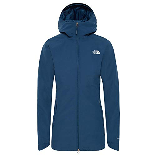 THE NORTH FACE Hikesteller Parka Shell Jacke Damen Blue Wing Teal Größe L 2020 Funktionsjacke