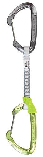 Climbing Technology Lime-W DY, Report Unisexe – Adulte, Vert/Gris, 12 cm