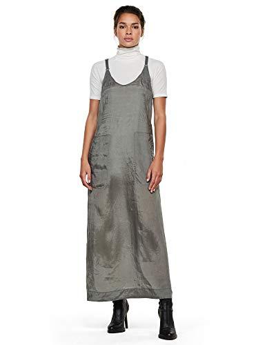 G-STAR RAW Damen Dress Slip Straight, Lt Building C292-8166, Medium