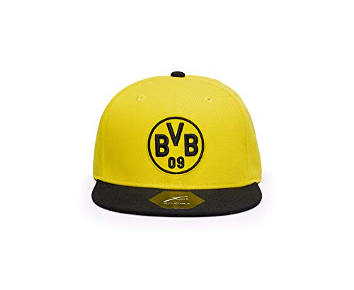 Fi COLLECTION Borussia Dortmund Team Snapback Hat Yellow/Black