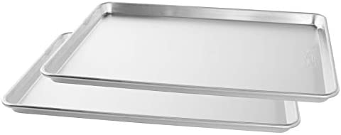 Save on Nordic Ware Naturals Big Baking Sheet, 2-Pack, Silver