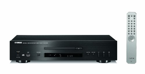 Yamaha CD-S 700 Natural Sound HiFi CD-Player (USB, MP3/WMA) schwarz