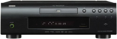 Denon DVD 2500 BT Blu-ray Player (HDMI 1.3, 36-bit Deep-Color) schwarz