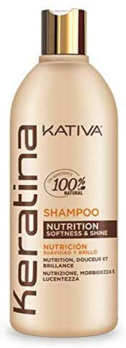 KATIVA Keratina Champú Nutritivo - 1000 ml