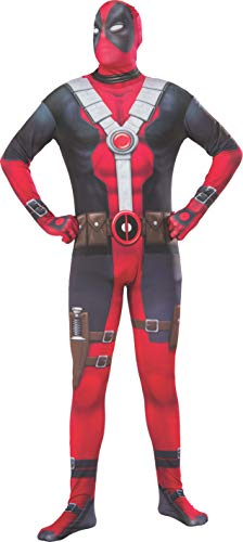 Rubie's Men's Marvel 2nd Skin, As Shown, Extra Large