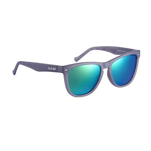 BLUE BAY HARDELLA, Gafas de Sol Polarizadas para Hombre y Mujer, 100%...