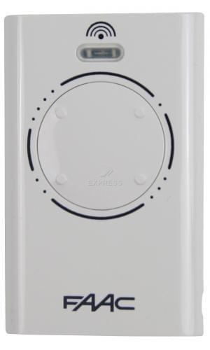 Telecomando FAAC XT4868SLH Bianco–FAAC