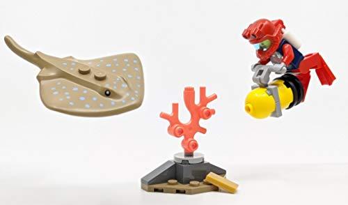 LEGO Ciudad: Ocean Diver Poly Set 30370