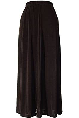 Jostar Acetate Flared Skirt with Plus Sizes