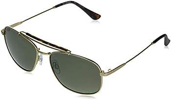 Columbia Trail Dash Aviator Mens Sunglasses