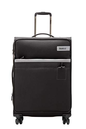Stratic Stratic Light Koffer L Hand Luggage 80 Centimeters 96 Black