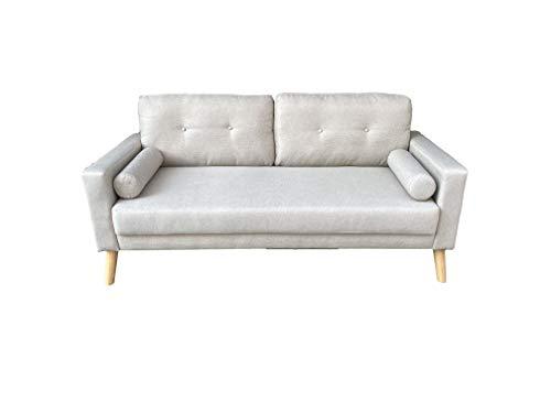 MUEBLIX.COM Sofa Celia 3 plazas - Beige