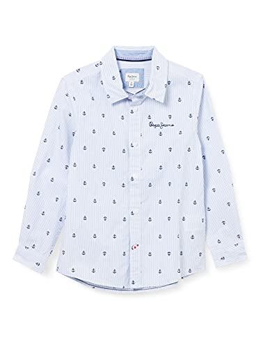 Pepe Jeans REILYS Camisa, 0aamulti, 14 para Niños
